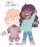 gay rights smol