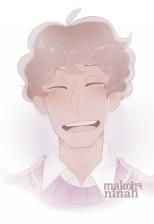 sylvia laughing smol watermarked