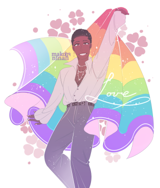laurence gay pride smol