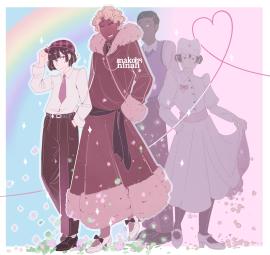 mitsuko laurence gender both smol